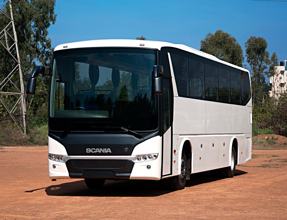Buses and Coaches - Scania